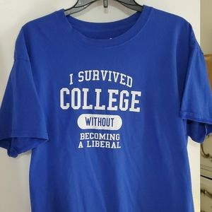 """I Survived College Without Becoming a Liberal"""